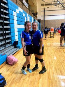Junior High Girls Volleyball